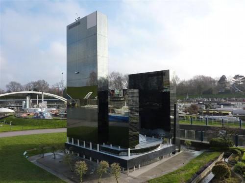 Rascacielos Delftse Port (Rotterdam)