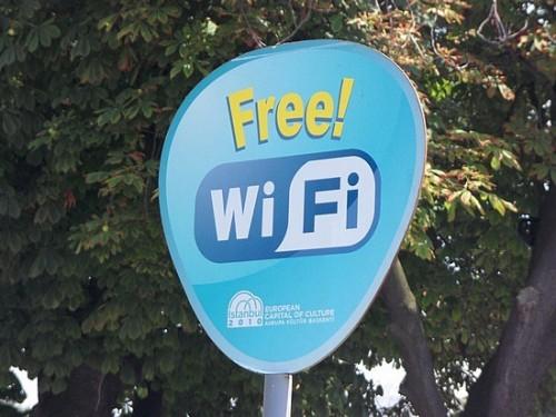 Wi-Fi gratis en Estambul