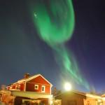 Aurora Boreal en Arvidsjaur @Filippa