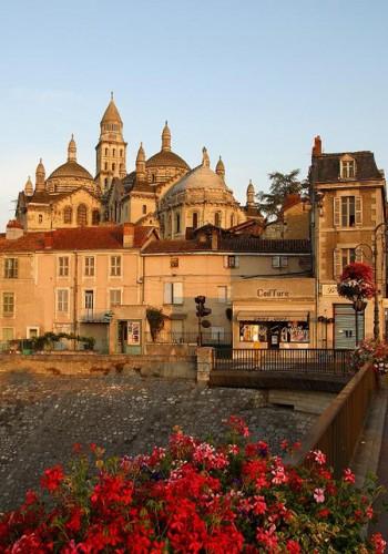 Historia y monumentos Periguex (Francia)
