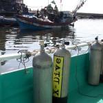Submarinismo en Phu Quoc