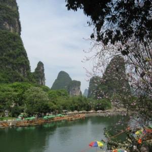 Yangshuo el paraíso en Guilin