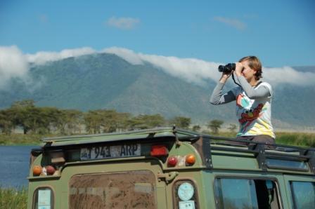 Explorando África