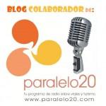 Entrevista a 3viajesaldia en el programa de radio Paralelo20