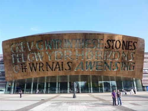 Cardiff Millenium Center
