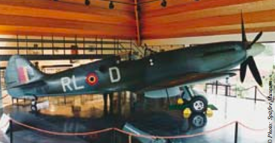 Spitfire Memorial Museum