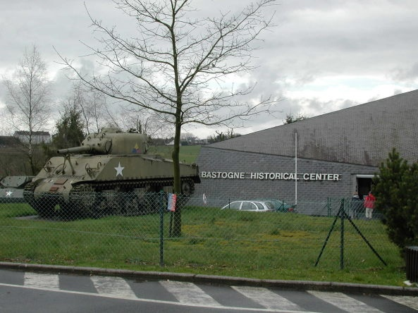Bastogne Historial Center