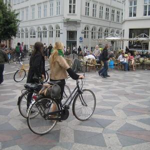 Copenhague, disfrutar de la calle