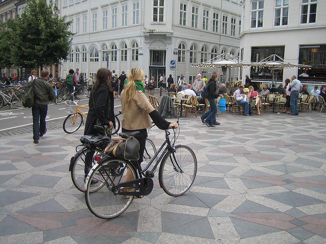Callejeando en Copenhague