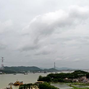 El río Ngai Mun