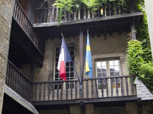 Francia y Suecia hermanadas