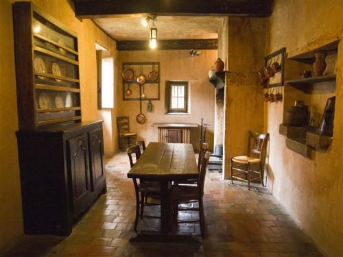 Cocina de la Casa Bernadotte