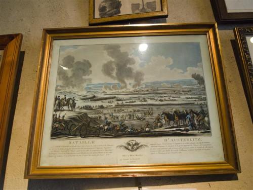 Cuadro de la Batalla de Austerlitz
