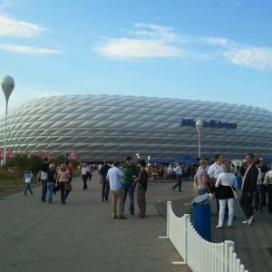 Cómo llegar al Allianz Arena de Munich