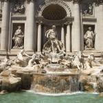 Fontana di Trevi, Roma @Marisol Atencio