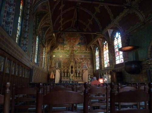Basílica de la Santa Sangre en Brujas