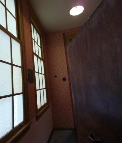 """Acceso a la """"casa de atrás"""" en la Casa de Ana Frank"""
