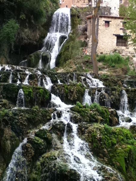 Cascada Orbaneja del Castillo @Teresa Suarez