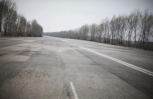 Autopista de Corea del Norte