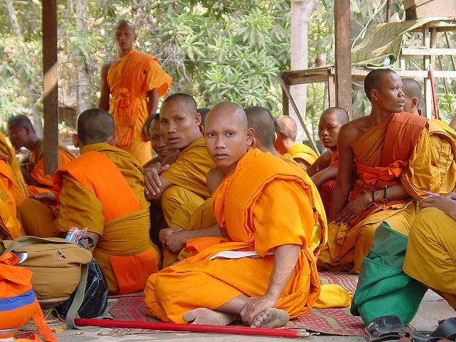 Budismo en el mundo