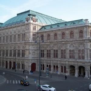 La ópera de Viena. Desacuerdos y acordes