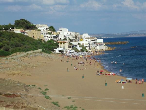 Playa de Selinunte