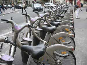 Velib Paris by @24oranges.nl