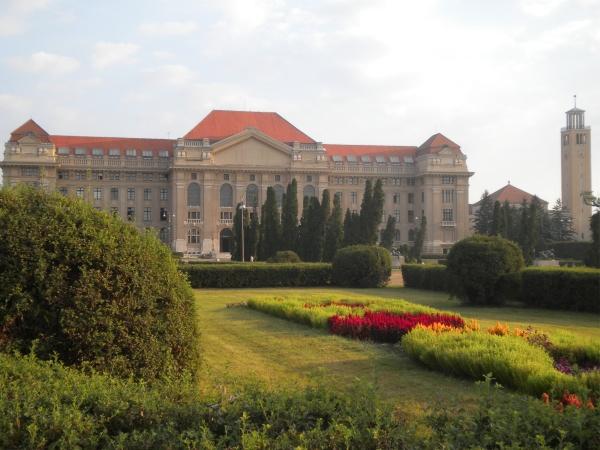 Debrecen en Hungría, primer destino de VivirEuropa