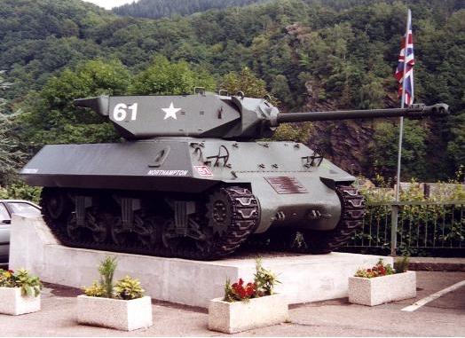 El M10 Achilles de La Roche