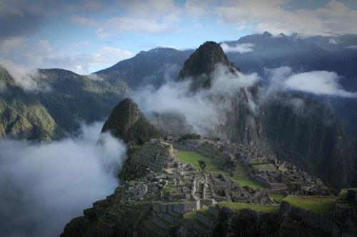 Machu Picchu se despierta