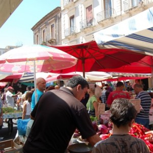El mercado de Catania