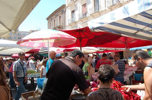 Mercado de Catania