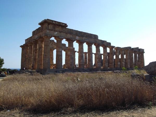 Templo E de Selinunte
