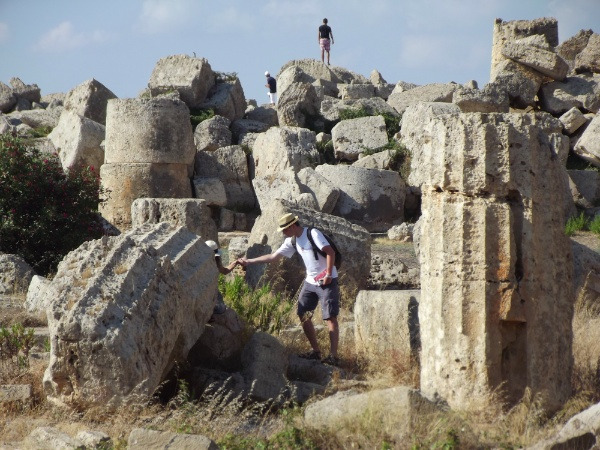 Templo G de Selinunte