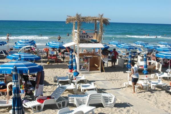Playa de Castellamare del Golfo