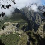 Vista de la Ciudadela Inca desde Huayna Picchu