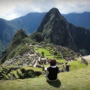 Cómo subir a Machu Pichu
