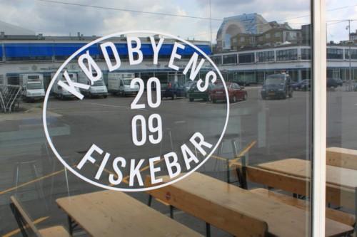 Restaurante Kodbyens Fiskebar de Copenhagen