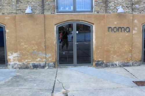 Restaurante Noma de Copenhagen
