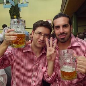 Una tarde en el Oktoberfest