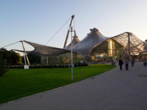 Olympiapark de Munich
