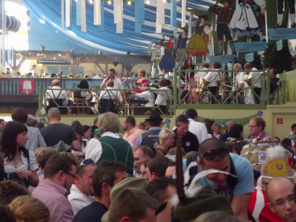 Orquesta del Oktoberfest