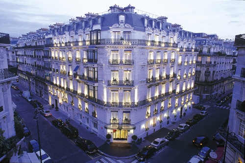 Hotel La Trèmoille de París