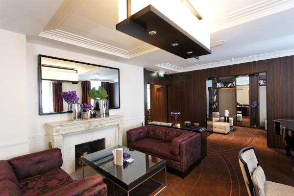 Hoteles de lujo la tr moille par s 3viajes - Casas de lujo por dentro y por fuera ...