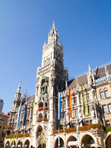 Rathaus de Munich