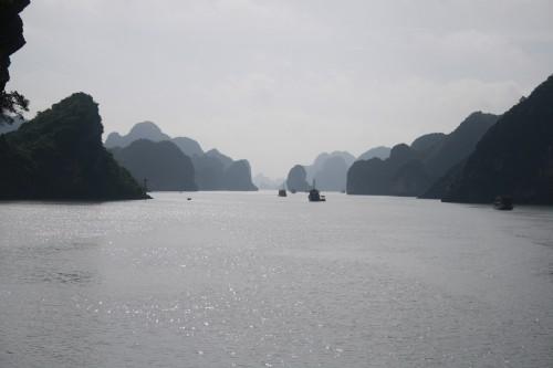Bahía de Halong en Vientam @Femunstop
