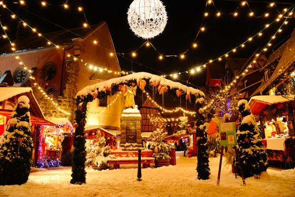 Navidades en Alsacia