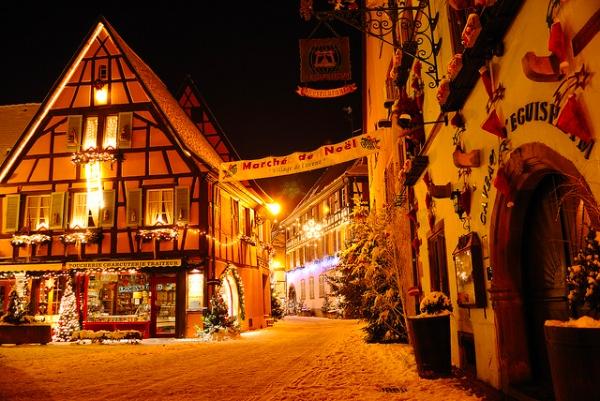 Navidades en la Alsacia