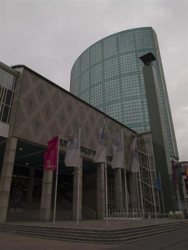 Centro de Convenciones Beurs