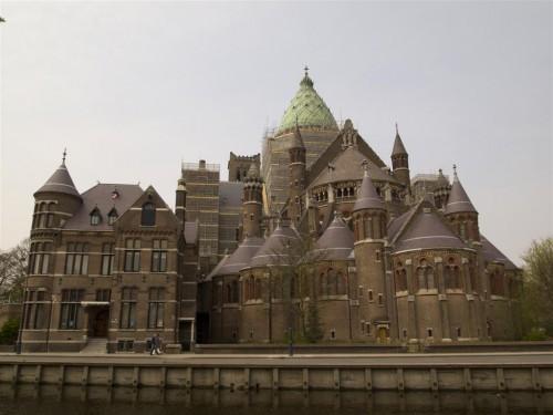 Catedral Católica de San Bavo en Haarlem